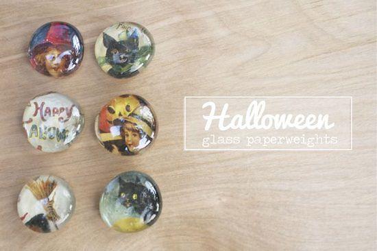 DIY Glass Paperweights Tutorial
