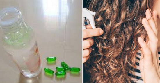 DIY Hair Serum cum Moisturizer