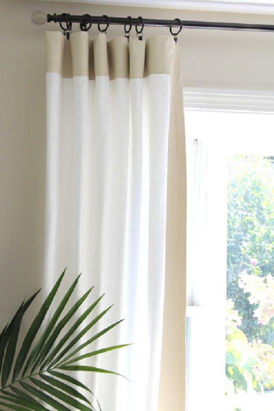 Ping Pong Ball Curtain Rod