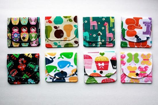 Cool Homemade Wallet Tutorial 6