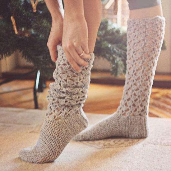 Socks make and sell