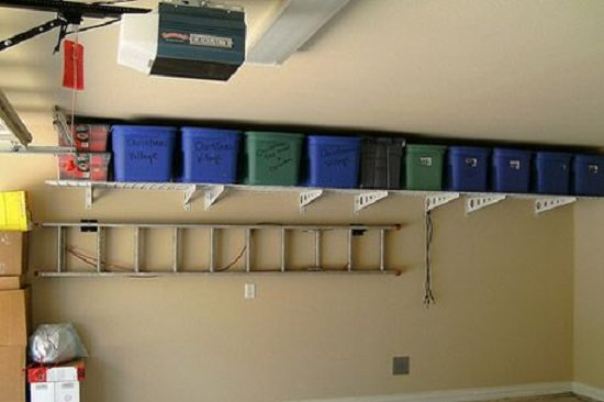 How to Organize Your Garage on a Tight Budget2