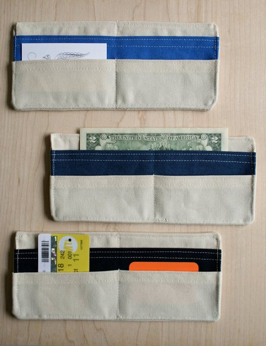Summertime Wallet