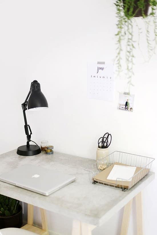 DIY Desk Cover Ideas 3