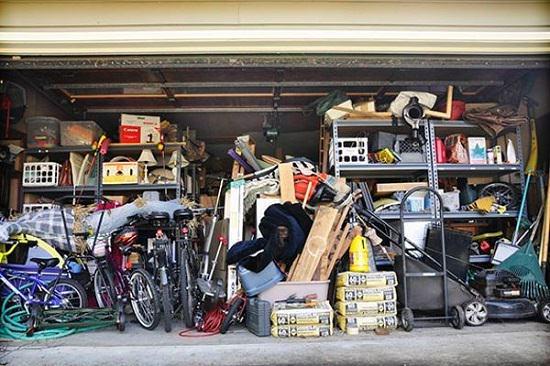 Discard Garage Junk