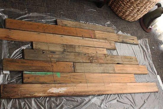 Drawbacks of repurposed wood