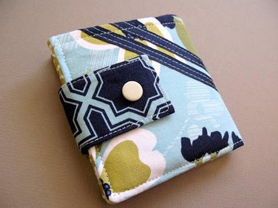 Cool Homemade Wallet Tutorial 2
