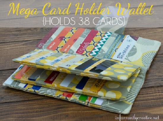 Mega Credit Card Wallet