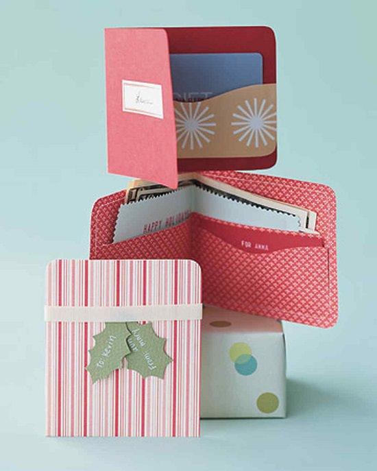 Gift Homemade Wallet