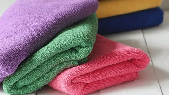 How to Clean Microfiber Towels1