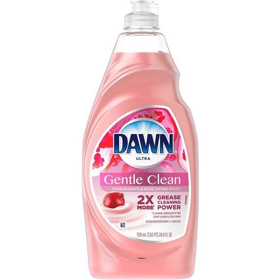 DIY Dawn Hand Scrub
