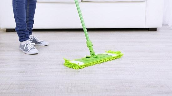 How To Make Floor Shine1