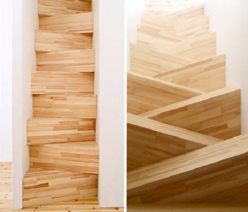 Staircase Ideas For Small Space2