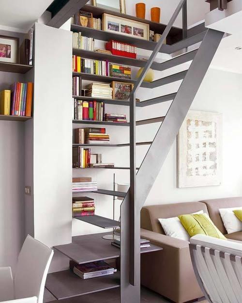 Compact Staircase Design