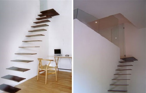 Staircase Ideas For Small Space8
