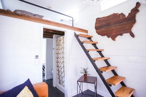 Stairs For Tiny Spaces