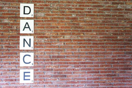 """Dance"" on Wall"