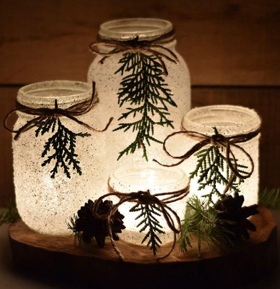 DIY Decorative Luminaries