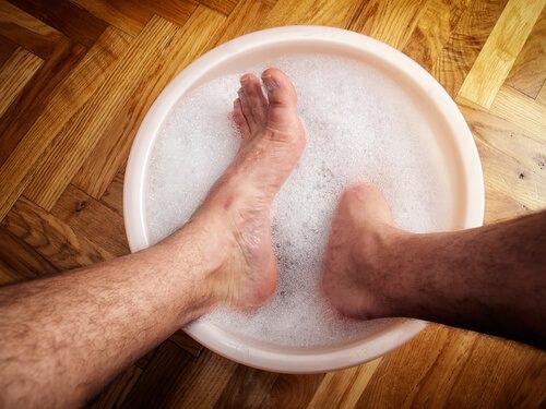Anti-fungal Foot Soak
