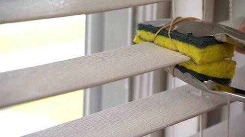 Wash Window Blinds