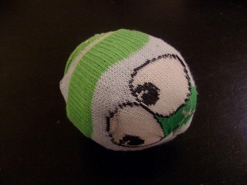 DIY Dryer Balls