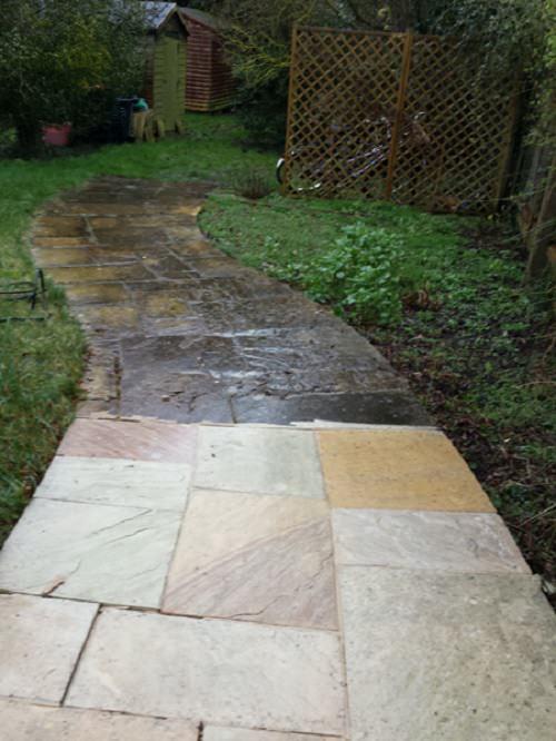 For Untidy Garden Lanes
