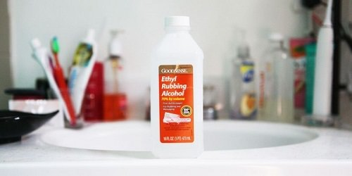 Rubbing Alcohol Uses1
