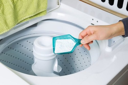 Use Less Detergent