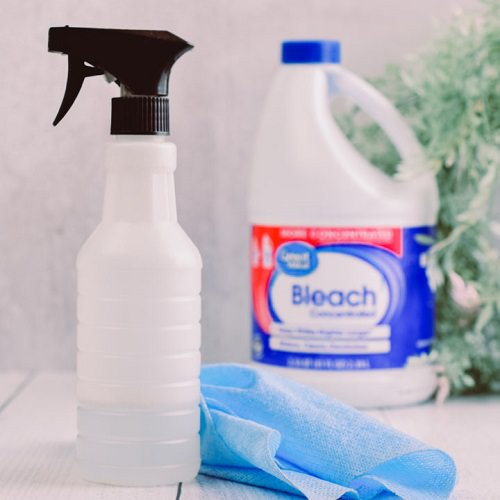How To Clean Dishwasher With Bleach Diy Detergents Hello Lidy