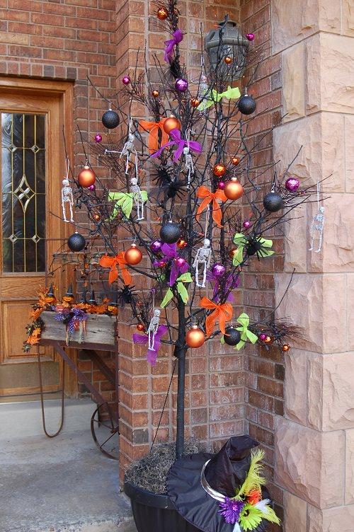 A Halloween Tree