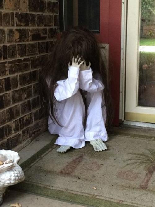 Creepy Little Girl