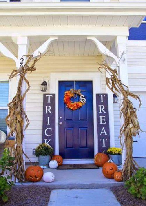 Halloween Porch Ideas9