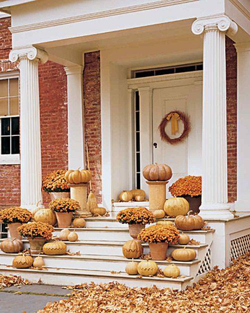 Filigree Pumpkins