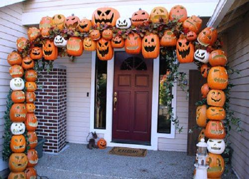 Outdoor Halloween Party Decor Ideas8