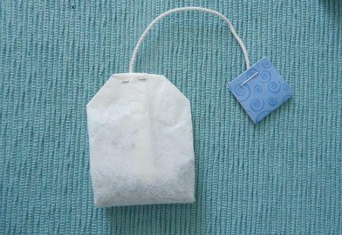 Use Coffee Filter As Tea Bag