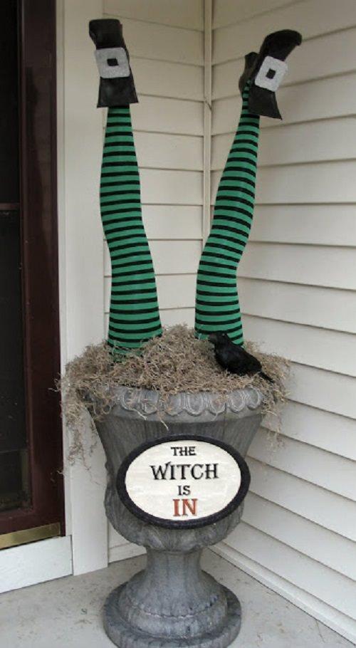 Halloween Porch Ideas8