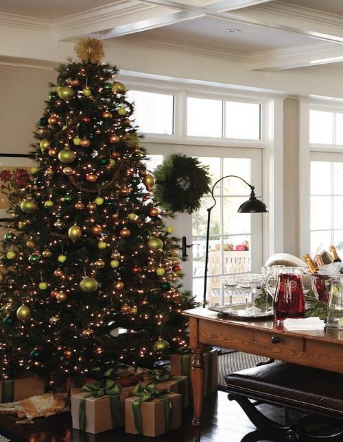 A Grand Christmas Tree
