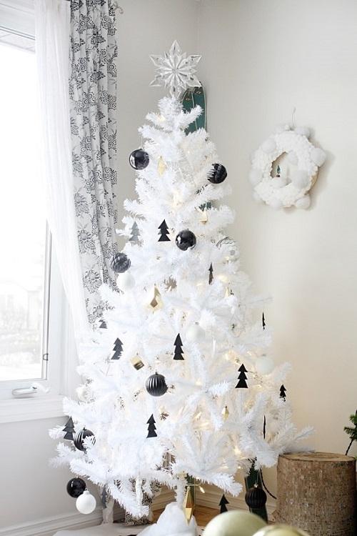 Add a Christmas Tree