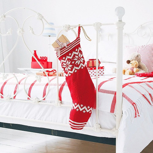 Bring Stocking to Bed
