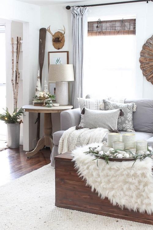 Chic Living Room Decor