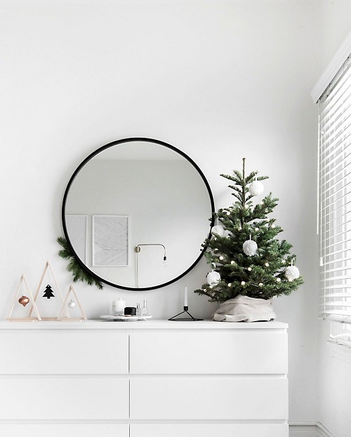 How to Decorate Bedroom for Christmas5