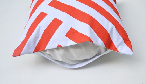 Graphic Painted Pillow Covers
