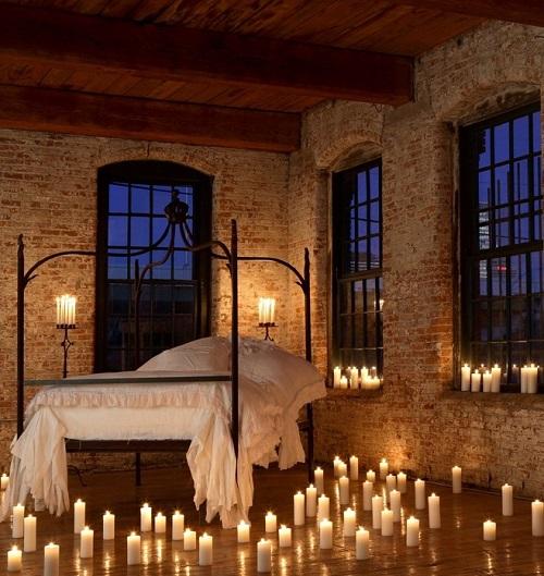 Light up LED Candles