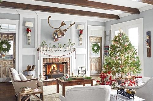 Timeless Charm Living Room