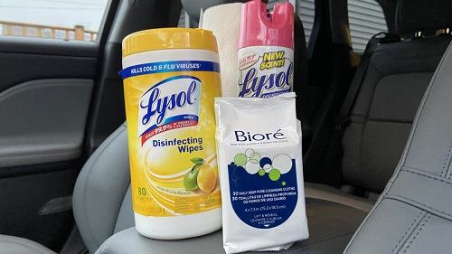 Use Natural Disinfectant