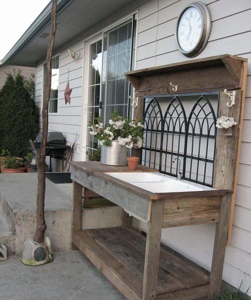 Potting Bench Ideas8