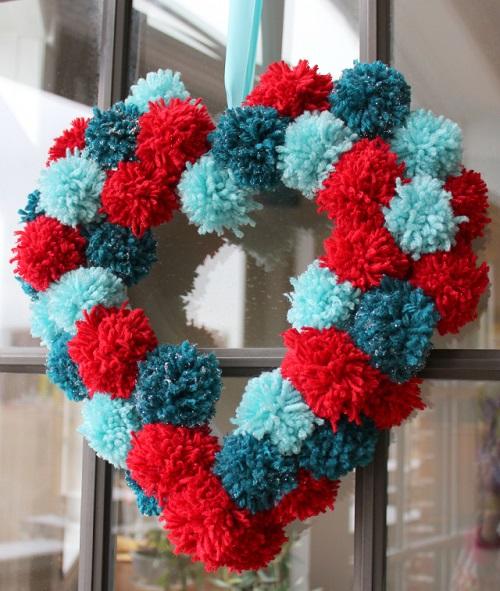 DIY Valentine Wreath8