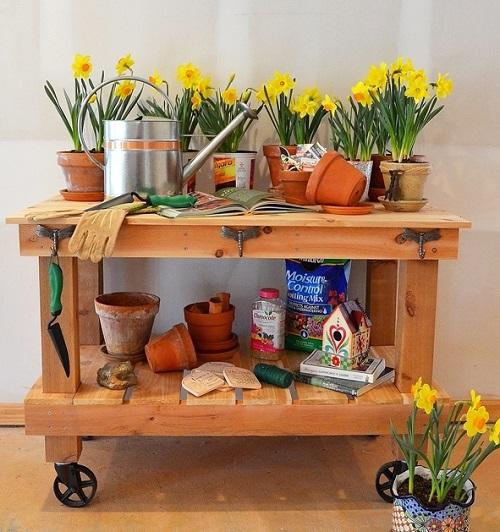 Potting Bench Ideas7
