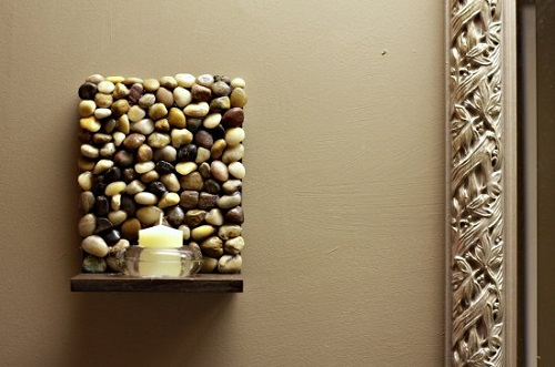 Decorate Your Space With River Rocks9
