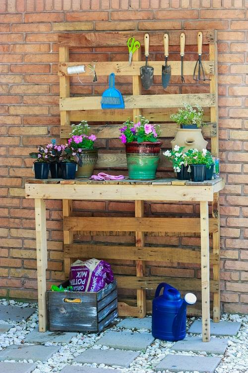 Potting Bench Ideas6